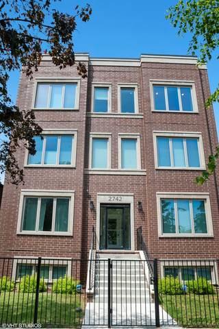 2742 N Hamlin Avenue 3N, Chicago, IL 60647 (MLS #11172903) :: Ryan Dallas Real Estate