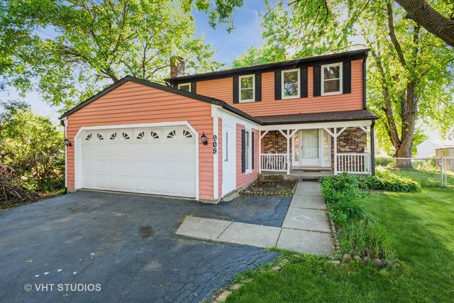 908 Saginaw Court, Carol Stream, IL 60188 (MLS #11172909) :: John Lyons Real Estate