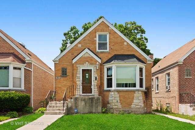 1854 N Mobile Avenue, Chicago, IL 60639 (MLS #11172916) :: Charles Rutenberg Realty