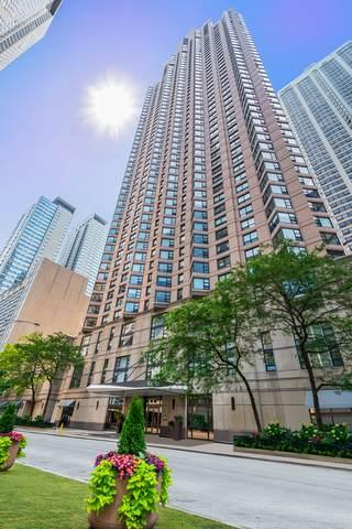 401 E Ontario Street #609, Chicago, IL 60611 (MLS #11172919) :: Ryan Dallas Real Estate