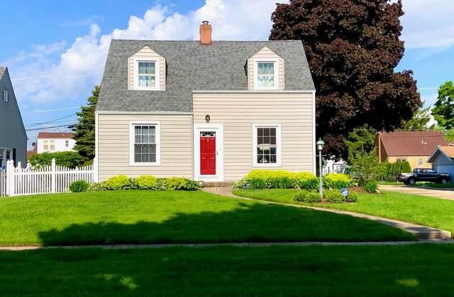 5058 N Oconto Avenue, Harwood Heights, IL 60706 (MLS #11172930) :: Suburban Life Realty