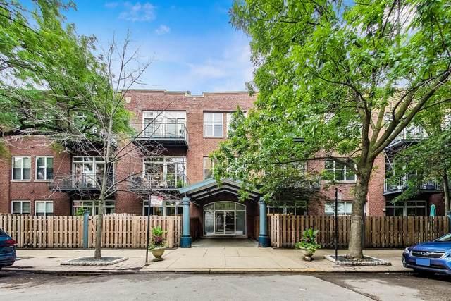 2333 W Saint Paul Avenue #227, Chicago, IL 60647 (MLS #11172931) :: Ryan Dallas Real Estate