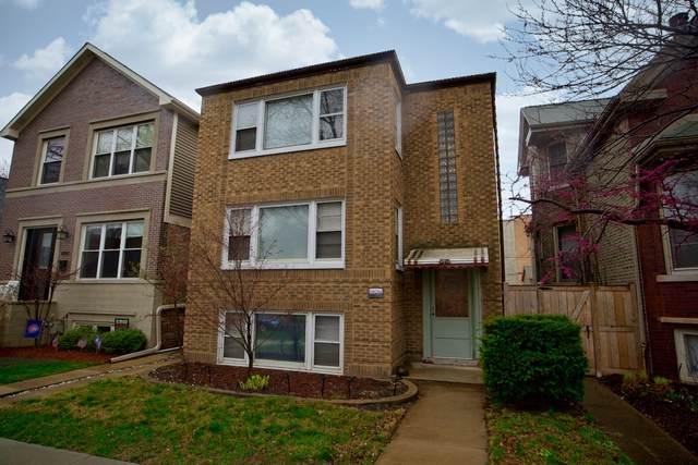 4954 N Leavitt Street, Chicago, IL 60625 (MLS #11172960) :: Ryan Dallas Real Estate