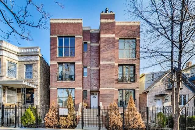 2322 W Belden Avenue 1W, Chicago, IL 60647 (MLS #11172961) :: Ryan Dallas Real Estate
