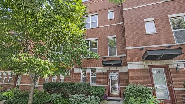 522 Keeney Street, Evanston, IL 60202 (MLS #11172990) :: Ryan Dallas Real Estate