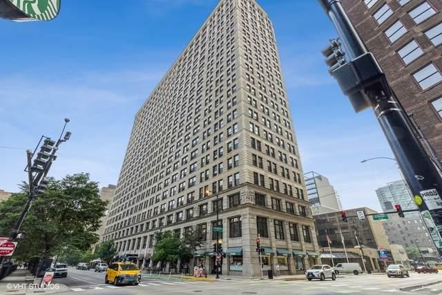 600 S Dearborn Street #411, Chicago, IL 60605 (MLS #11173014) :: Ryan Dallas Real Estate