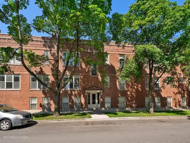 2550 N Avers Avenue 1S, Chicago, IL 60647 (MLS #11173034) :: Ryan Dallas Real Estate