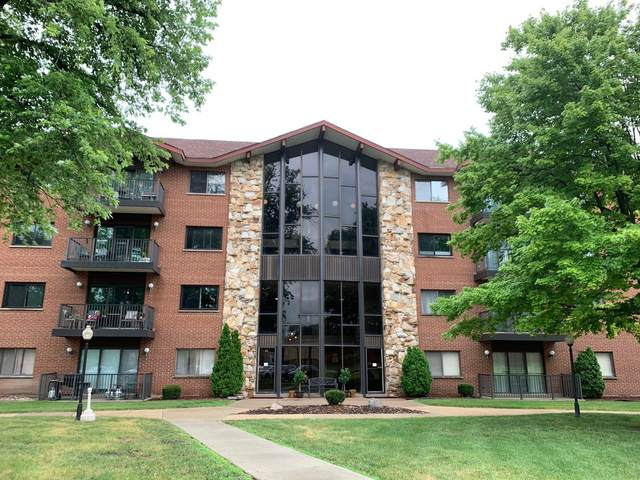 2301 W 183rd Street 206A, Homewood, IL 60430 (MLS #11173051) :: The Wexler Group at Keller Williams Preferred Realty