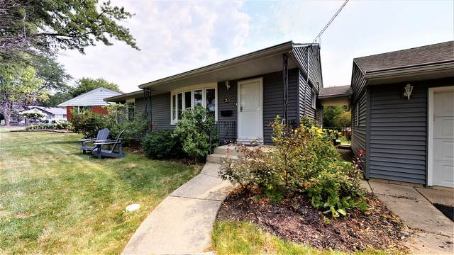 4509 Florence Avenue, Downers Grove, IL 60515 (MLS #11173062) :: The Dena Furlow Team - Keller Williams Realty