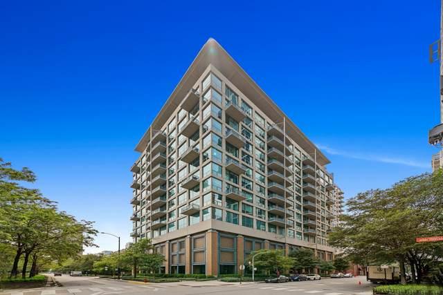 125 E 13TH Street #501, Chicago, IL 60605 (MLS #11173119) :: Lewke Partners - Keller Williams Success Realty