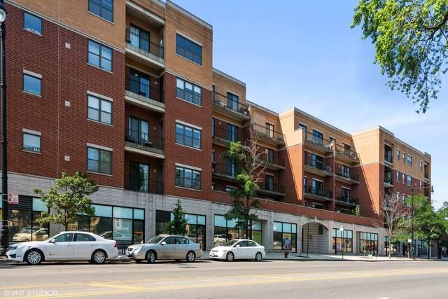 3125 W Fullerton Avenue #419, Chicago, IL 60647 (MLS #11173159) :: Ryan Dallas Real Estate