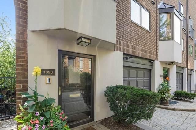 1328 N Sutton Place, Chicago, IL 60610 (MLS #11173160) :: Ryan Dallas Real Estate