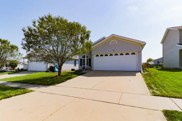 1125 Wanda Way, Bloomington, IL 61704 (MLS #11173177) :: Touchstone Group