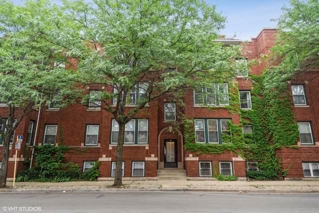 2305 N Kimball Avenue G, Chicago, IL 60647 (MLS #11173185) :: Ryan Dallas Real Estate