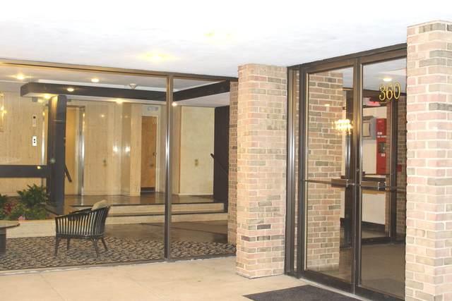 360 Claymoor 2C, Hinsdale, IL 60521 (MLS #11173203) :: Ryan Dallas Real Estate
