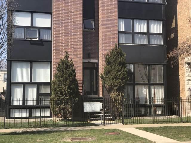450 E Bowen Avenue 2W, Chicago, IL 60653 (MLS #11173219) :: Ryan Dallas Real Estate