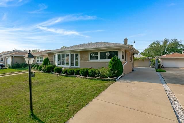 7812 W Park Avenue, Niles, IL 60714 (MLS #11173239) :: O'Neil Property Group