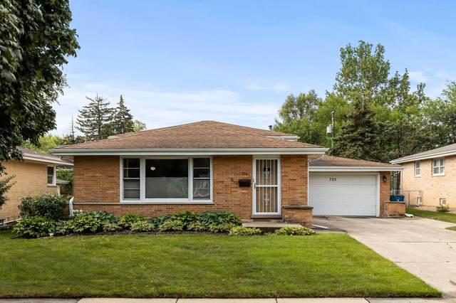 725 W Willow Glen, Addison, IL 60101 (MLS #11173265) :: O'Neil Property Group
