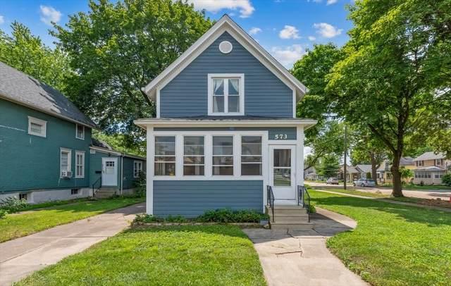 573 Walnut Avenue, Elgin, IL 60123 (MLS #11173269) :: Charles Rutenberg Realty