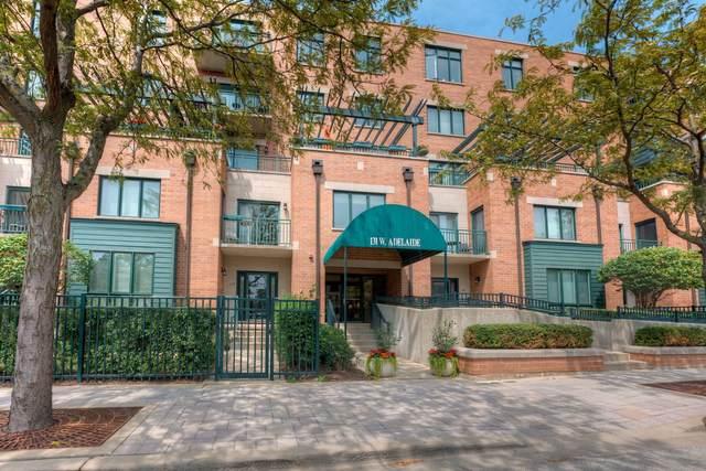 131 W Adelaide Street #403, Elmhurst, IL 60126 (MLS #11173300) :: John Lyons Real Estate