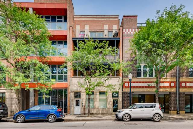 1720 W Belmont Avenue #4, Chicago, IL 60657 (MLS #11173306) :: Carolyn and Hillary Homes