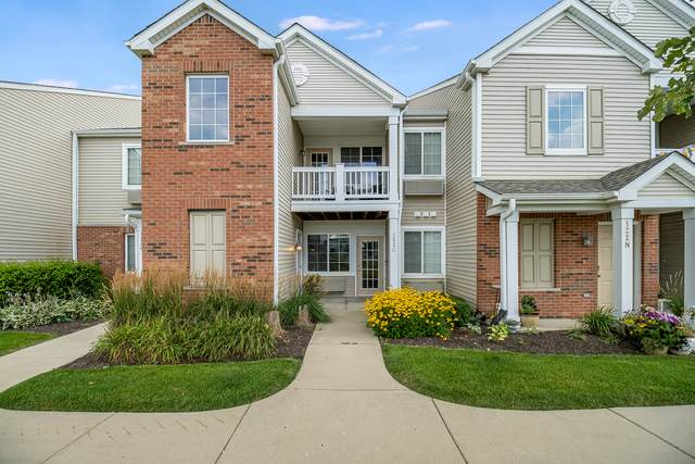 122 Bertram Drive G, Yorkville, IL 60560 (MLS #11173324) :: Carolyn and Hillary Homes