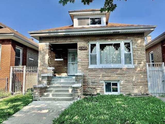 6325 S Rockwell Street, Chicago, IL 60629 (MLS #11173336) :: Lewke Partners - Keller Williams Success Realty