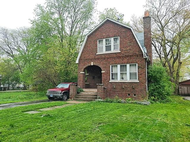 16931 Anthony Avenue, Hazel Crest, IL 60429 (MLS #11173345) :: O'Neil Property Group