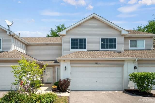 1672 Abington Lane #1672, North Aurora, IL 60542 (MLS #11173372) :: John Lyons Real Estate