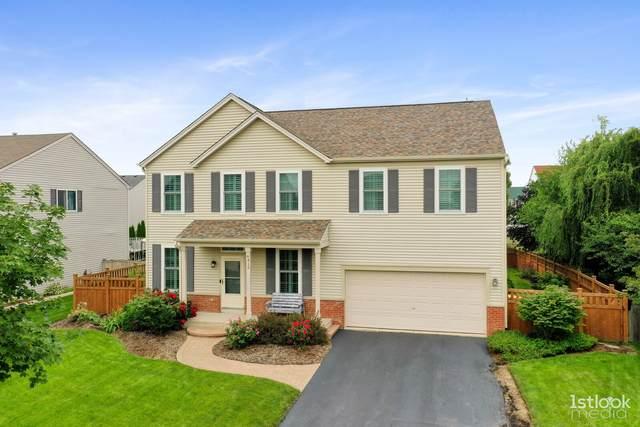 6415 Breckenridge Drive, Plainfield, IL 60586 (MLS #11173382) :: Carolyn and Hillary Homes