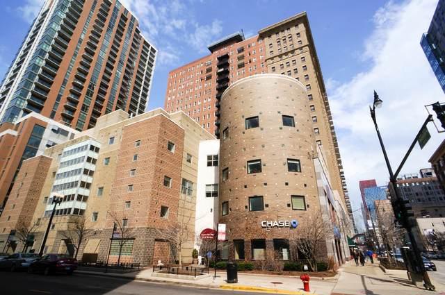 40 E 9th Street #1113, Chicago, IL 60605 (MLS #11173395) :: Lewke Partners - Keller Williams Success Realty
