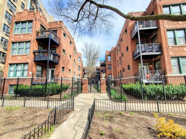 1140 W Pratt Boulevard 3W, Chicago, IL 60626 (MLS #11173407) :: Lewke Partners - Keller Williams Success Realty