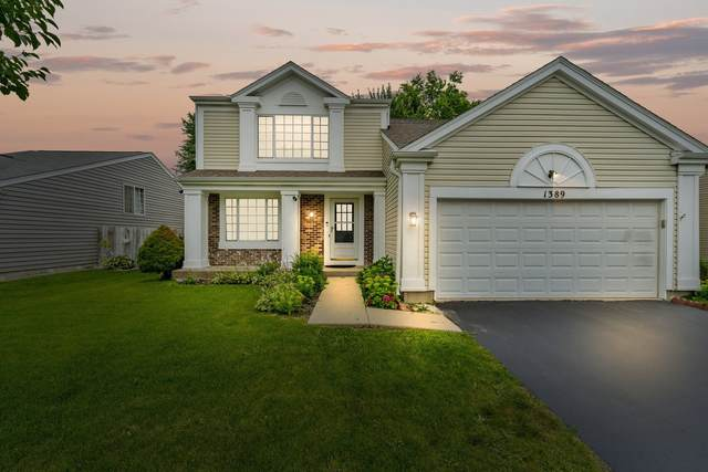1389 Eastwood Drive, Aurora, IL 60506 (MLS #11173421) :: Suburban Life Realty