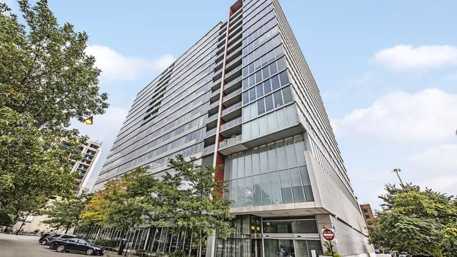 659 W Randolph Street #1518, Chicago, IL 60661 (MLS #11173428) :: Lewke Partners - Keller Williams Success Realty