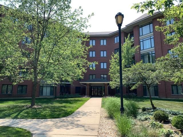 865 E 22nd Street E #514, Lombard, IL 60148 (MLS #11173467) :: Angela Walker Homes Real Estate Group