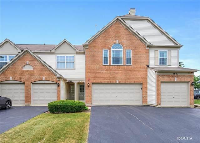 2925 Stonewater Drive, Naperville, IL 60564 (MLS #11173469) :: John Lyons Real Estate