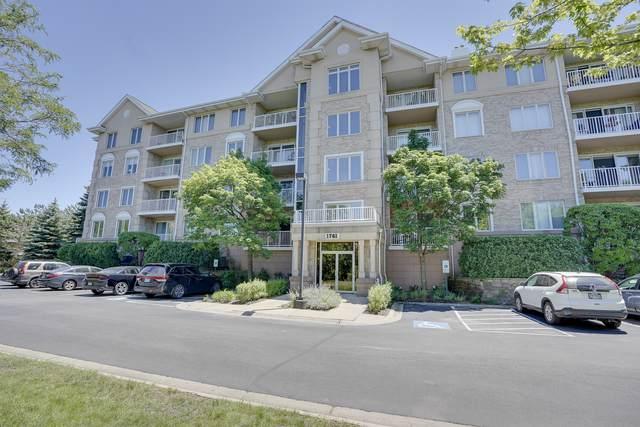 1761 Pavilion Way #402, Park Ridge, IL 60068 (MLS #11173500) :: Lewke Partners - Keller Williams Success Realty
