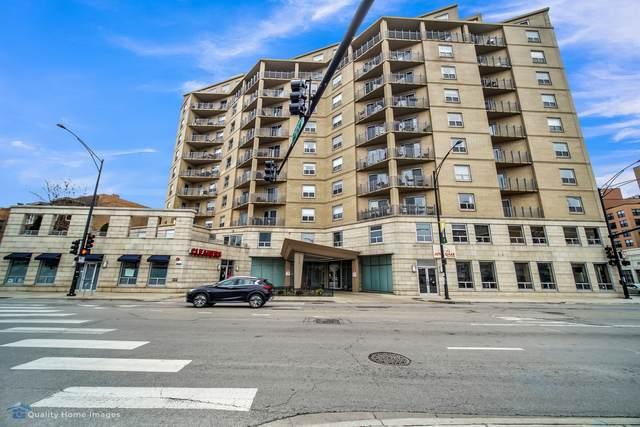 4350 N Broadway Street #602, Chicago, IL 60613 (MLS #11173512) :: Lewke Partners - Keller Williams Success Realty