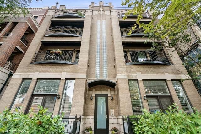 3350 N Southport Avenue 1N, Chicago, IL 60657 (MLS #11173521) :: Lewke Partners - Keller Williams Success Realty