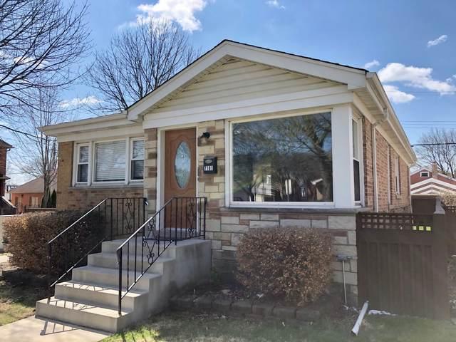 7101 W Berwyn Avenue, Chicago, IL 60656 (MLS #11173529) :: O'Neil Property Group