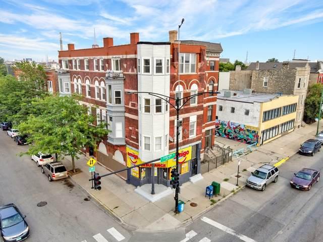 2101 S Ashland Avenue, Chicago, IL 60608 (MLS #11173537) :: Lewke Partners - Keller Williams Success Realty