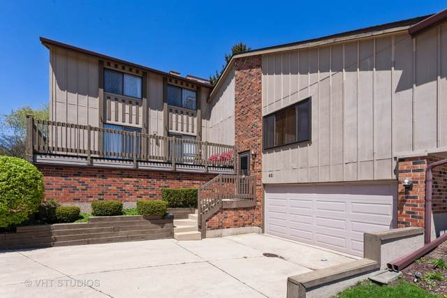 42 Portwine Road #42, Willowbrook, IL 60527 (MLS #11173557) :: Littlefield Group