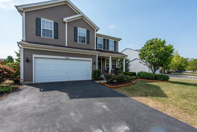 618 Turnburry Lane, Antioch, IL 60002 (MLS #11173566) :: O'Neil Property Group