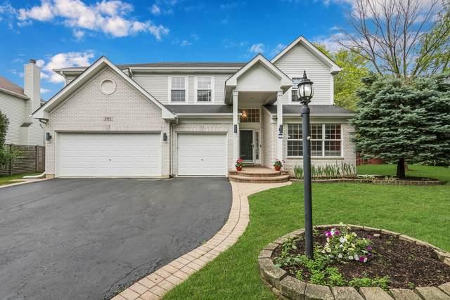 383 Kingsport Drive, Gurnee, IL 60031 (MLS #11173640) :: John Lyons Real Estate