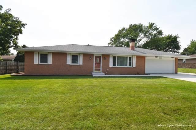 955 Johnston Drive, Aurora, IL 60506 (MLS #11173656) :: John Lyons Real Estate