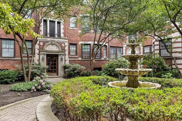 836 Hinman Avenue #3, Evanston, IL 60202 (MLS #11173696) :: Lewke Partners - Keller Williams Success Realty