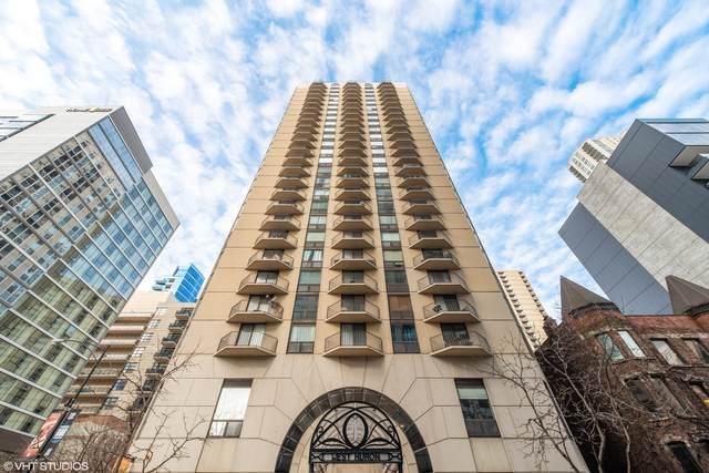 70 W Huron Street #2403, Chicago, IL 60654 (MLS #11173706) :: Lewke Partners - Keller Williams Success Realty