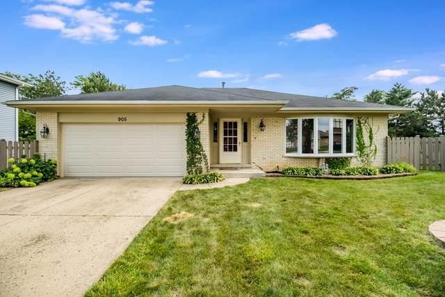 905 Rebecca Court, Schaumburg, IL 60193 (MLS #11173725) :: O'Neil Property Group
