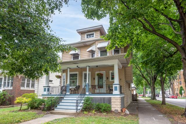 1001 S Euclid Avenue, Oak Park, IL 60304 (MLS #11173728) :: Angela Walker Homes Real Estate Group