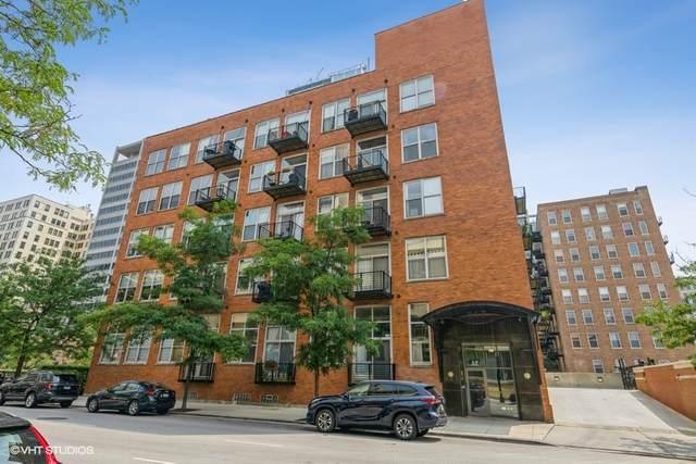 417 S Jefferson Street 108B, Chicago, IL 60607 (MLS #11173748) :: Lewke Partners - Keller Williams Success Realty